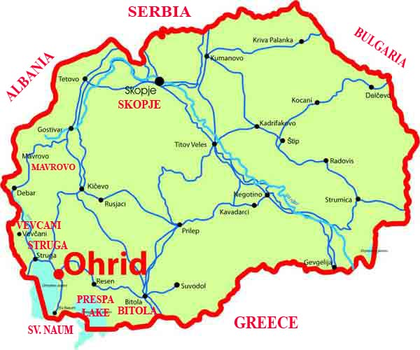 Visit Macedonia Visit Ohrid